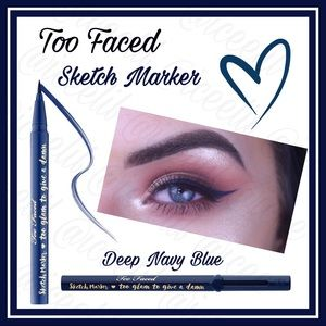 Too Faced Sketch Marker Liquid Art Eyeliner..